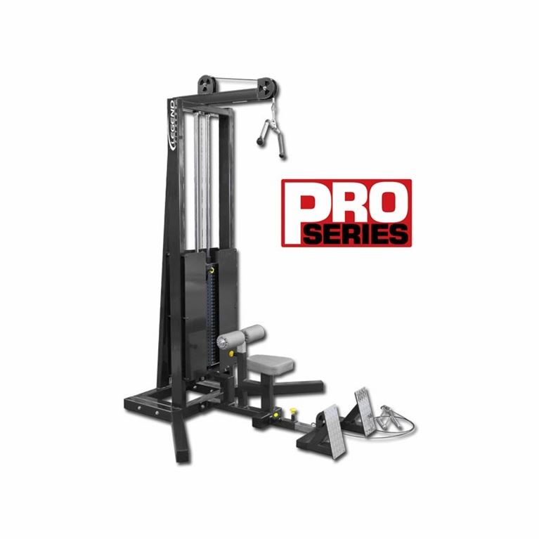 pro series seated lat-floor row