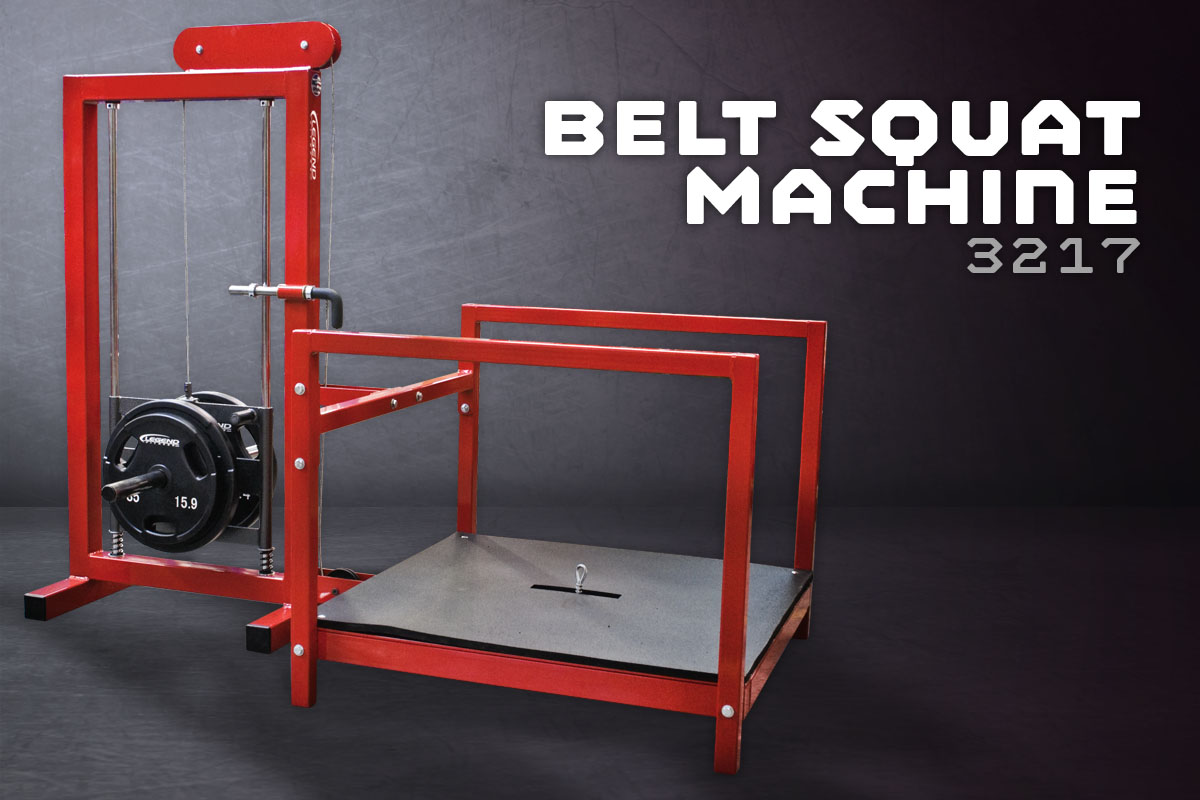 Belt Squat Machine Gym Supply